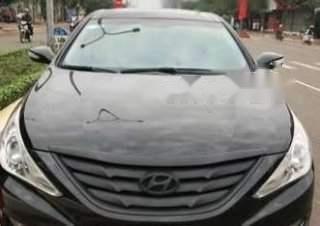 Bán Hyundai Sonata năm sản xuất 2011, màu đen, số tự động