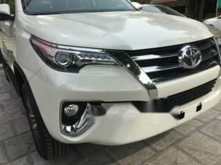 Bán xe Toyota Fortuner năm 2015, màu trắng