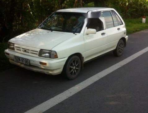 Cần bán gấp Kia CD5 đời 1990, màu trắng