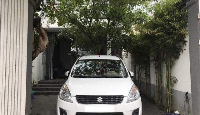 Bán xe Suzuki Ertiga năm 2015, màu trắng, nhập khẩu