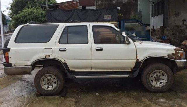Cần bán lại xe Toyota 4 Runner năm sản xuất 2008, màu trắng, xe nhập Mỹ