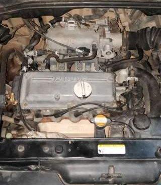 Bán Hyundai Getz 1.1AT đời 2010, nhập khẩu
