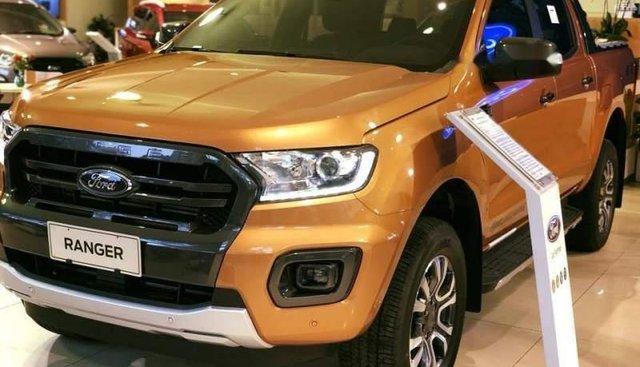 Bán Ford Ranger sản xuất năm 2019, xe nhập