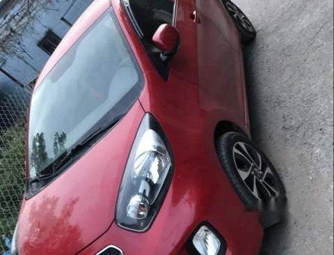 Bán xe cũ Kia Morning sản xuất 2015, màu đỏ