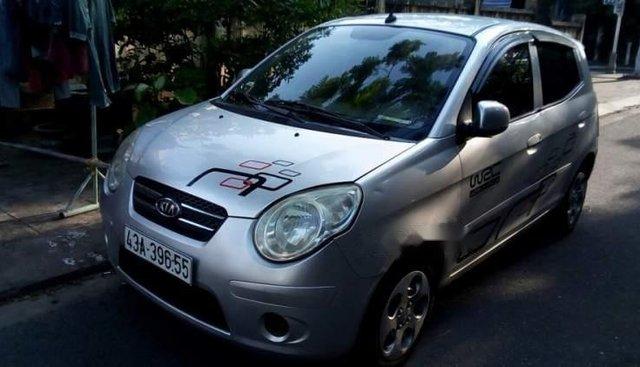 Bán xe Kia Morning sản xuất 2011, màu bạc