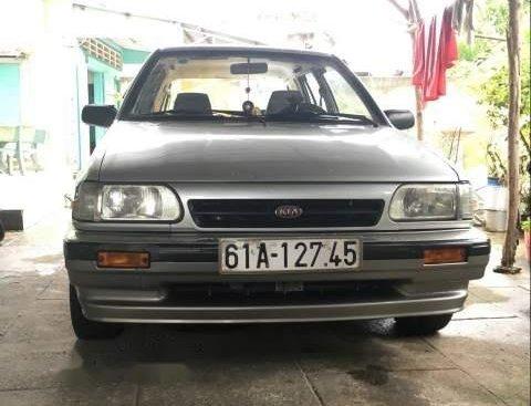 Bán Kia CD5 PS đời 2002, màu xám, xe gia đình
