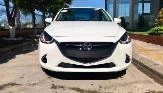 Bán Mazda 2 năm 2019, màu trắng, nhập khẩu Thái Lan