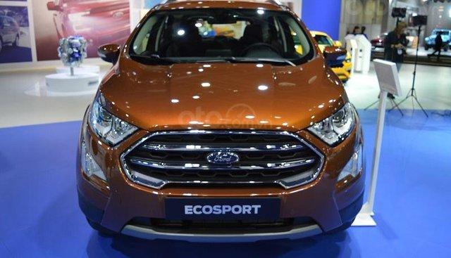 Bán Ford EcoSport giá ưu đãi - 150 triệu nhận xe ngay - Hỗ trợ ngân hàng đơn giản