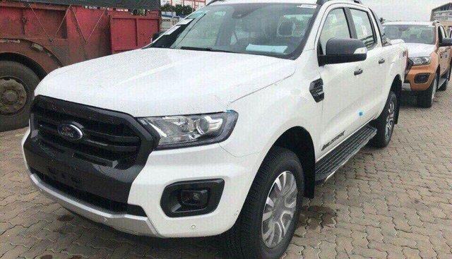 Cơ hội tốt mua được Ranger Wildtrak, XLT, XLS, XL 2.2L đời 2019, màu trắng, nhập khẩu nguyên chiếc giá chỉ từ 600tr