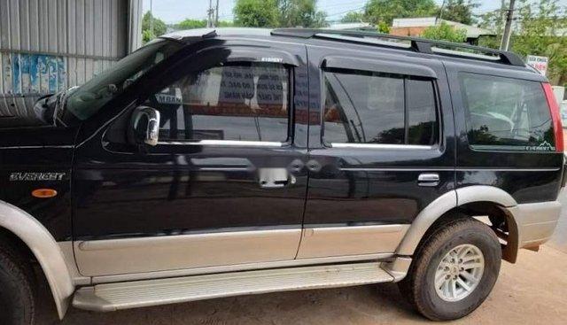 Bán Ford Everest đời 2005, màu đen, xe nhập Mỹ, giá 198tr
