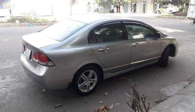 Bán Honda Civic 1.8 MT năm 2009, màu bạc, số sàn