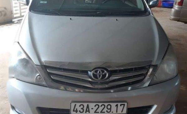 Bán Toyota Innova G 2006, màu bạc, nhập khẩu
