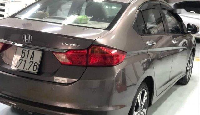 Bán xe Honda City 1.5AT sản xuất năm 2014, màu xám, nhập khẩu nguyên chiếc như mới