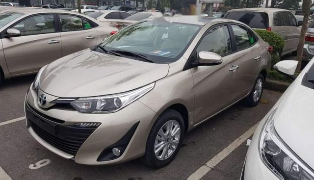 Bán ô tô Toyota Vios năm 2019, giá chỉ 606 triệu