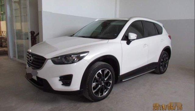 Bán Mazda CX 5 sản xuất năm 2016, màu trắng chính chủ