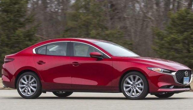 Cần bán xe Mazda 3 đời 2018, màu đỏ giá cạnh tranh