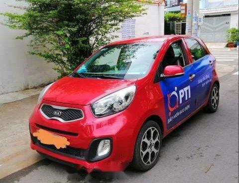 Cần bán xe Kia Morning 2015 số tự động, odo 100000km