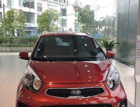 Bán Kia Morning năm sản xuất 2019, màu đỏ, nhập khẩu nguyên chiếc