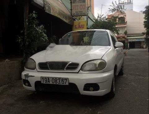 Bán Daewoo Lanos đời 2004, màu trắng