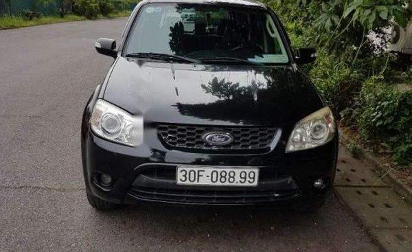 Bán xe Ford Escape XLT 2.3 AT 4×4 đời 2011, màu đen, nhập khẩu nguyên chiếc chính chủ