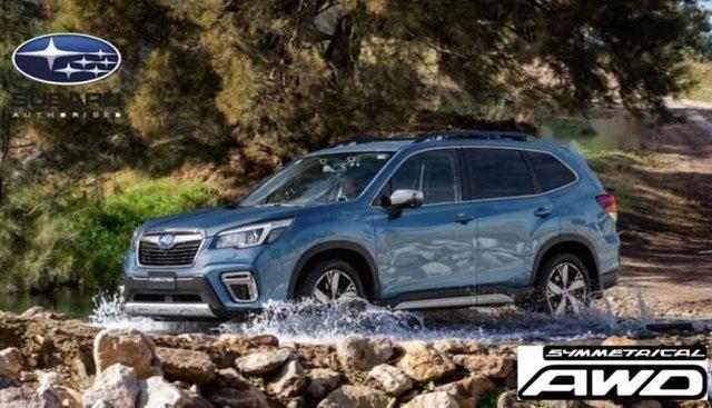 Bán xe Subaru Forester sản xuất năm 2019, xe nhập