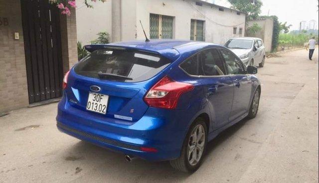 Bán ô tô Ford Focus đời 2013, màu xanh lam, nhập khẩu chính chủ giá cạnh tranh