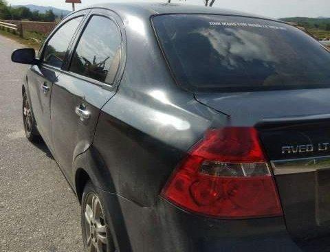 Cần bán xe Chevrolet Aveo đời 2015, màu đen, 300tr