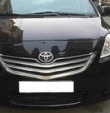 Cần bán gấp Toyota Vios G sản xuất 2011, màu đen chính chủ