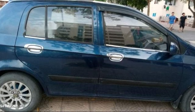 Bán Hyundai Getz 2008, màu xanh lam, nhập khẩu