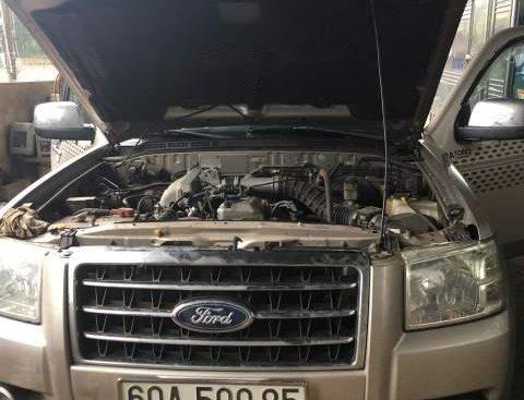 Bán xe cũ Ford Everest 2008, màu bạc