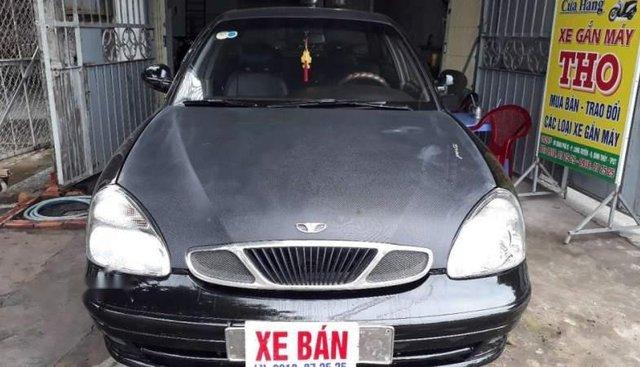 Cần bán Daewoo Nubira sản xuất 2002, màu xám