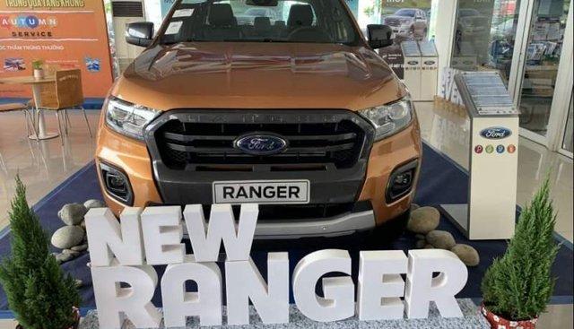 Bán Ford Ranger XL 2.2L MT (4×4) đời 2019, nhập khẩu