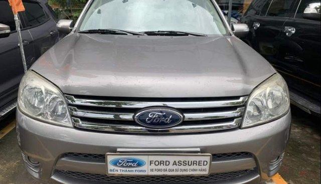 Bán Ford Escape sản xuất năm 2010, màu xám
