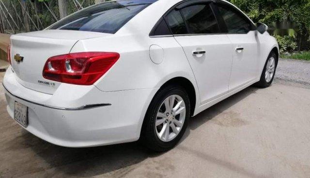 Bán Chevrolet Cruze năm 2016, màu trắng chính chủ, 398 triệu