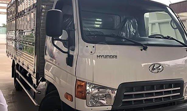 Bán xe Hyundai Mighty đời 2018, màu trắng, nhập khẩu