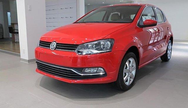 Bán Volkswagen Polo Hatchback AT sản xuất 2016, xe mới 100%, nhập khẩu Ấn Độ bảo hành chính hãng