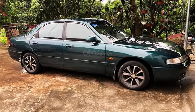 Bán Mazda 626 GLX đời 1992, màu xanh lam, xe đi lành, ít hỏng, đầm xe