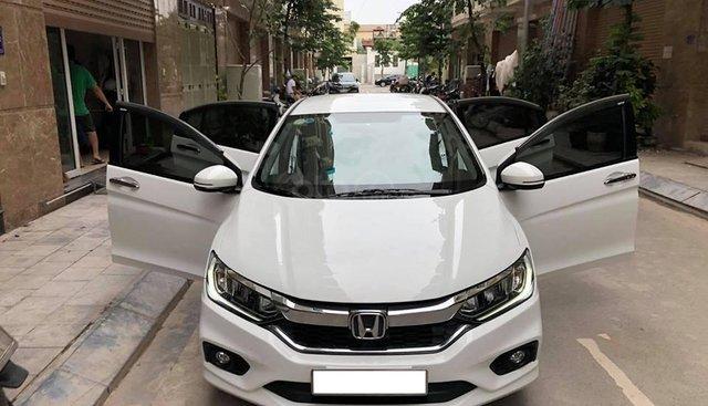 Cần bán xe Honda City 2018, số tự động, bản top