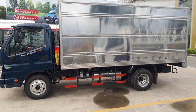 Cần bán xe Thaco Ollin đời 2019, màu xanh lam giá cạnh tranh