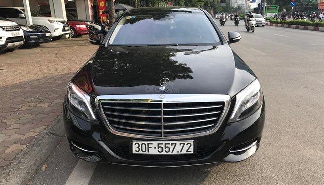 Bán S500 SX 2013 màu đen, xe nhập khẩu mới đi được có 4 vạn 7 km