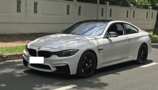Cần bán BMW 428i coupe 2014, màu trắng, nhập khẩu