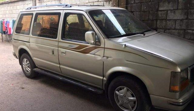 Cần bán gấp Dodge Caravan sản xuất 1988, nhập khẩu, xe đang đi hoạt động tốt