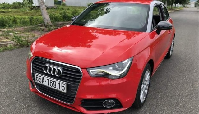 Bán Audi A1 sản xuất năm 2012, màu đỏ, nhập khẩu