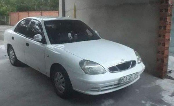 Bán Daewoo Nubira 2003, màu trắng, nhập khẩu