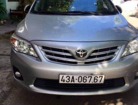Bán xe Toyota Corolla Altis 1.8 G 2013 phiên bản tự động