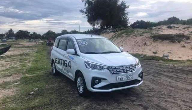 Suzuki Đại Lợi Vĩnh Long bán Suzuki Ertiga MT đời 2019, màu trắng, nhập khẩu nguyên chiếc