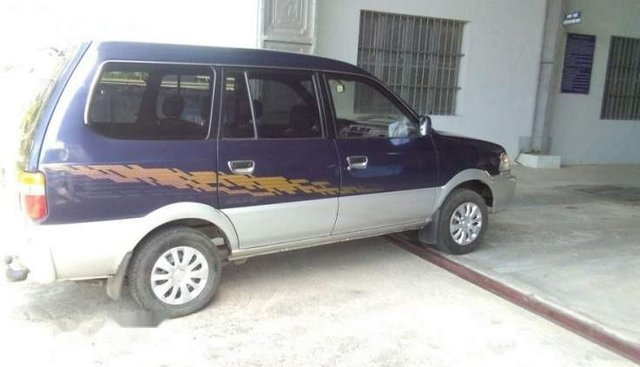 Cần bán lại xe Toyota Zace MT 2000, gia đình chạy vô cùng giữ gìn, chất xe vẫn còn nguyên