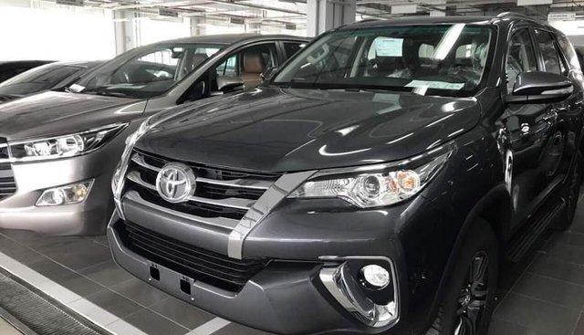 Cần bán Toyota Fortuner năm 2019, màu xám, xe nhập