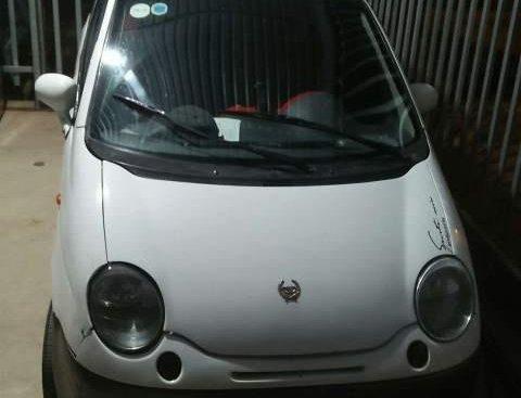 Cần bán gấp Daewoo Matiz sản xuất 2003, màu trắng, nhập khẩu, chính chủ bao sang tên