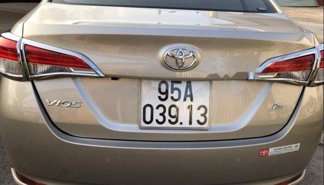 Bán Toyota Vios AT đời 2018, xe còn rất đẹp, như mới